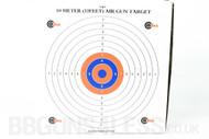 SMK Card Target - 10m (33ft) 100pc 17cm