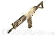 Sig 552 Commando Spring Rifle in clear
