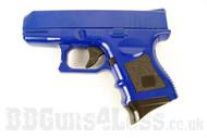 Galaxy G26 Full Metal Pistol BB Gun in Blue