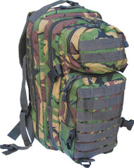 Kombat Small 28 Litre Assault Pack in dpm