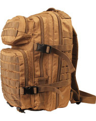 Kombat Small 28 Litre Assault Pack in Desert Tan
