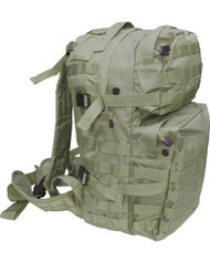 Medium Assault Pack 40 Litre in olive green