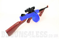 Thompson drum mag spring rifle blue version