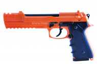 HFC HA 118EL Long Barrel pistol in orange