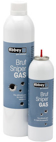 Abbey Brut Airsoft Sniper Gas bottle 270ml