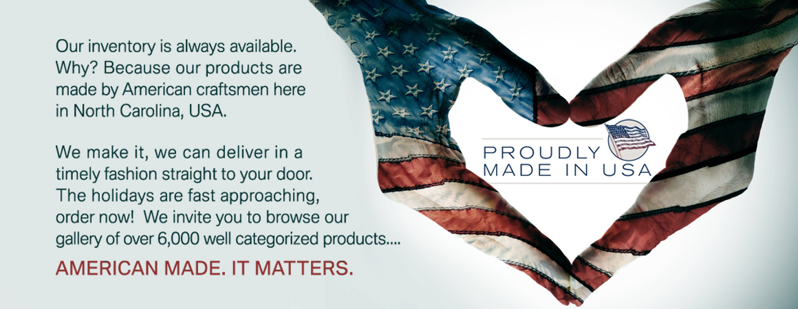 Pure County Proudly Made In America