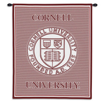 Cornell University -Cornell Seal Wall Tapestry Wall Tapestry
