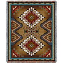 Brazos XL Blanket Tapestry Throw