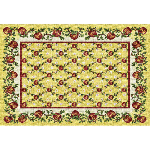 Apple Season Placemat Placemat