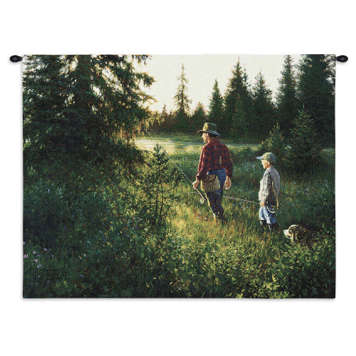 Good Times Wall Tapestry Wall Tapestry