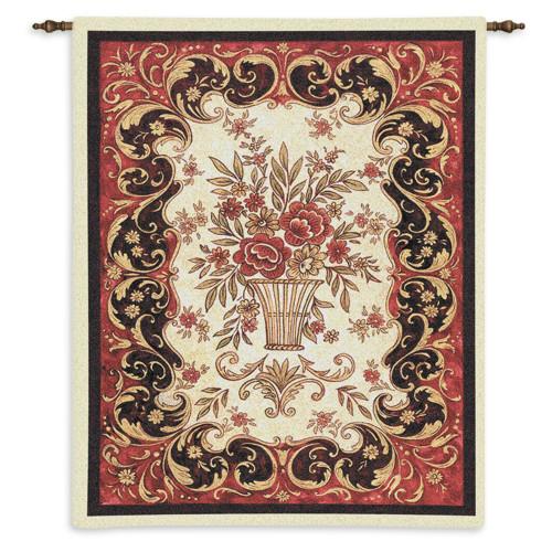 Red Tapestry Wall Tapestry Wall Tapestry