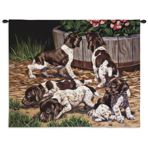 Common Scents Wall Tapestry Wall Tapestry