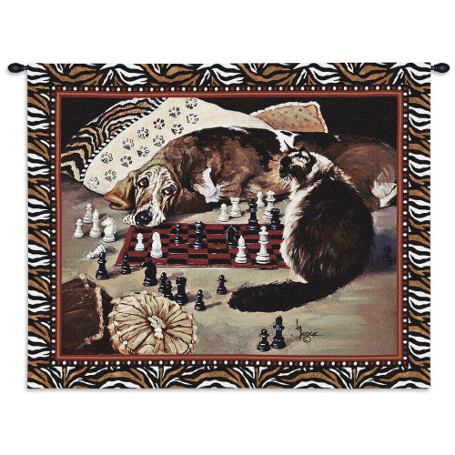 Your Move Wall Tapestry Wall Tapestry