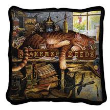 Remington The Horticulturist Pillow Pillow