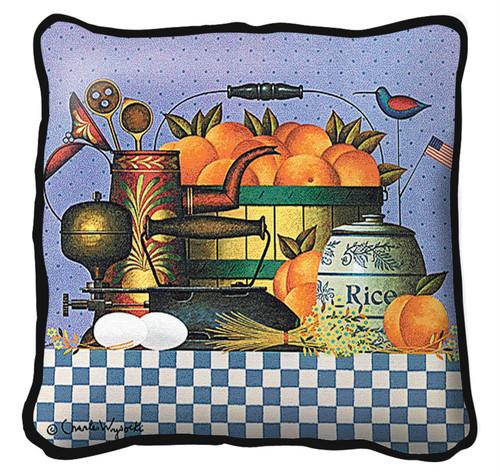 Peaches Pillow Pillow
