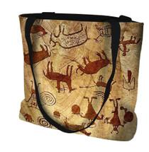 Rock Art of the Ancients Tote Bag Tote Bag
