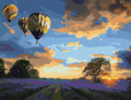 Sunset Hot Air Balloons