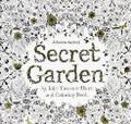 Secret Garden - Coloring Book