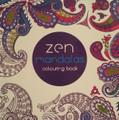 Zen Mandalas Colouring Book - Front Page