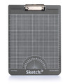Sketch-it Clipboard Gray