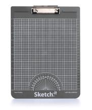 Sketch-it Clipboard Gray