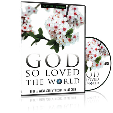 God So Loved the World - SPRING DVD