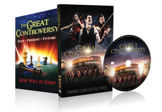 The Great Controversy DVD