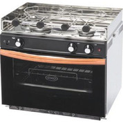 Eno Gascogne - 2 Burner Galley Gas Stove and Oven
