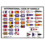 Sticker - International Code Flags
