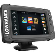 Lowrance Elite 7 Ti Touch TotalScan Combo