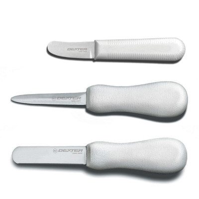 Dexter Russell 3 Pc. Sani-Safe Shell Fish Processing Gift Set VB3899
