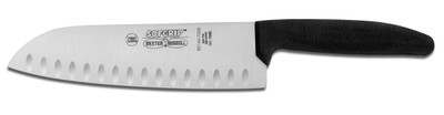 "SG144-7 Dexter Russell 7"" Duo-Edge Santoku wit SofGrip Handle"