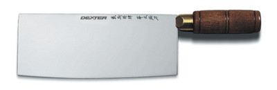 """S5198 Dexter 8""""x 3 1/4"""" Chinese Chefs Knife"""
