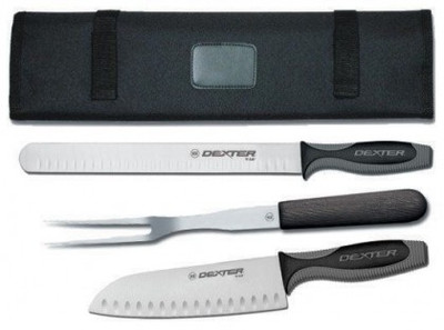 Dexter 3 PIECE V-LO CUTLERY SET WITH CARRYING CASE