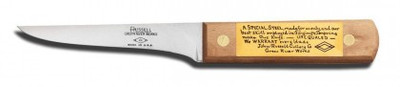 "Dexter Russell Traditional 6"" Stiff Boning Knife 2801 2315-6 (2801)"