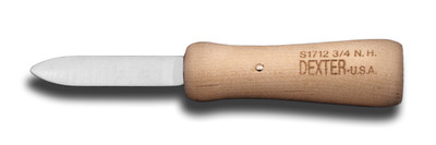 S1712 Dexter Traditional 2 3/4 in oyster knife New Haven Pattern