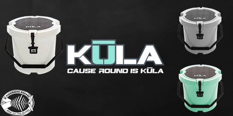 Arrival of the Kula Coolers