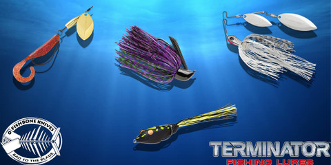Terminator Fishing Lures