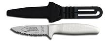 S151SC Dexter Sani-Safe 3 1/2 inch utility/net knife w/sheath