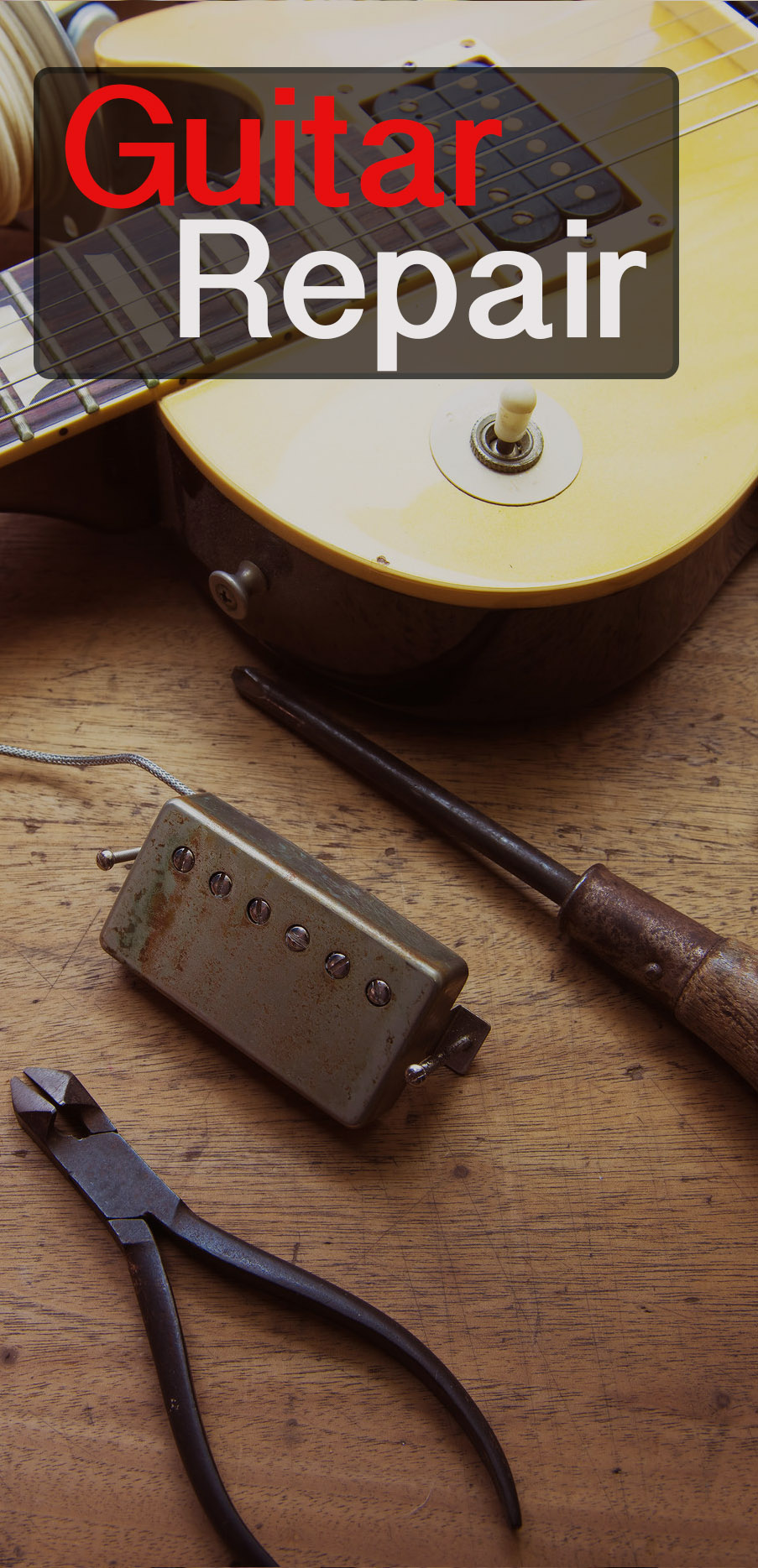 Guitar Repairs