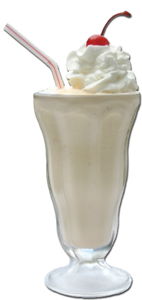 Vanilla Ice Cream Malt Recipe