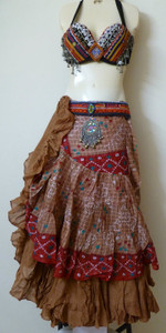 Gorgeous Copper Tribal Ensemble
