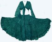 25 Yard Jaipur Skirt and Top Teal