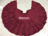 32  Yard Pure Cotton, Maroon