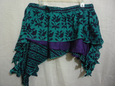 Teal and Purple Hipster