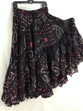 25 Yd  JAIPUR SKIRT ATS  BLACK