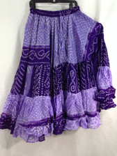 25 Yd JAIPUR SKIRT ATS Multi Purple