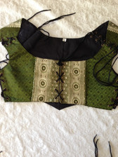 LACE UP VESTS - X-Large