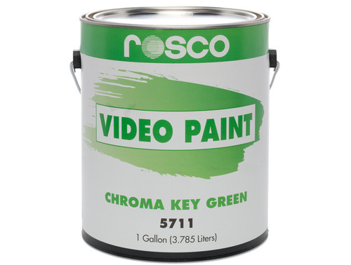 Rosco Chroma Key Paint