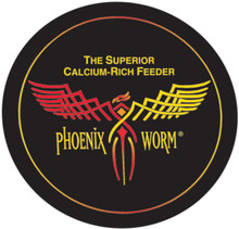 We only carry original Phoenix Worms® grown by Dr. Craig Sheppard